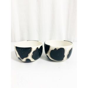 ◼️ CUTE BOWLS   set of two